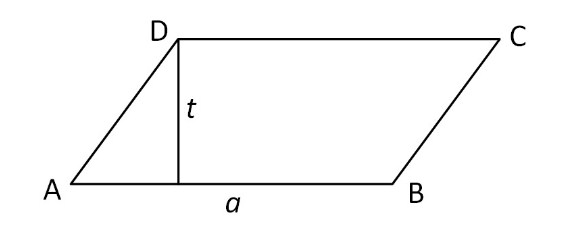 rumus jajar genjang matematika lengkap